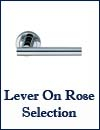 Lever On Rose