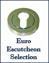 Euro Profile Escutcheons
