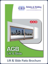 AGB Lift & Slide Patio