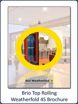 Brio Bi Folding Door Manuals And Brochures