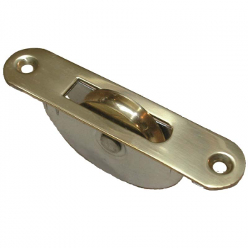 Standard Radius End Axle Pulley