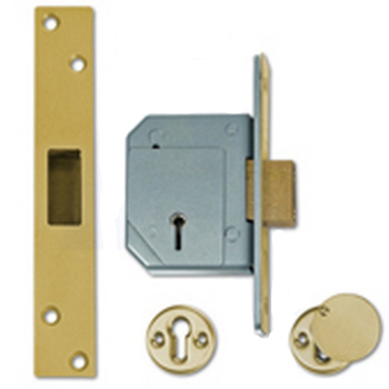 Chubb BS Mortice Deadlocks