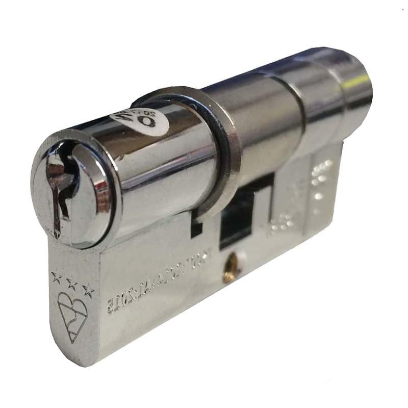 Quest 3 Star High Security Cylinders