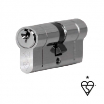 Quest 1 Star Security Euro Cylinders