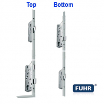 Fuhr Stable Door Kit No Cams 45mm B/set