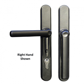 Folding Handle Lh Anthracite Grey