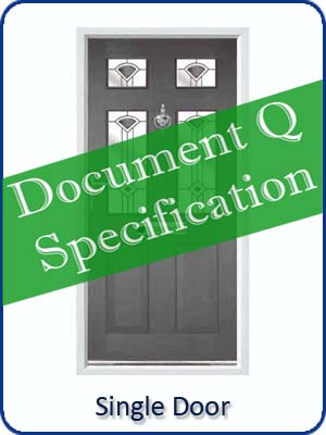 Doc Q Single Door